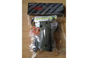 Guarder MARUI HI-CAPA Tactical Grip Set (OD)