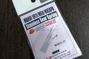Guarder Stainless Sear Spring for MARUI M1911/MEU/HICAPA