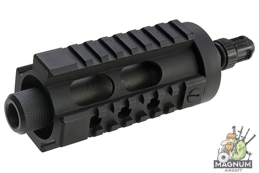 ARES Handguard (Short) for ARES M45X AEG - Black