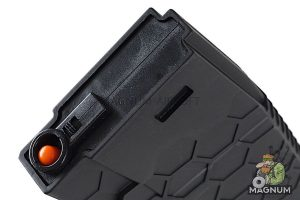 HEXMAG 120rds Magazines for M4 AEG Series - BK