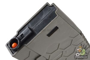 HEXMAG 120rds Magazines for M4 AEG Series - OD