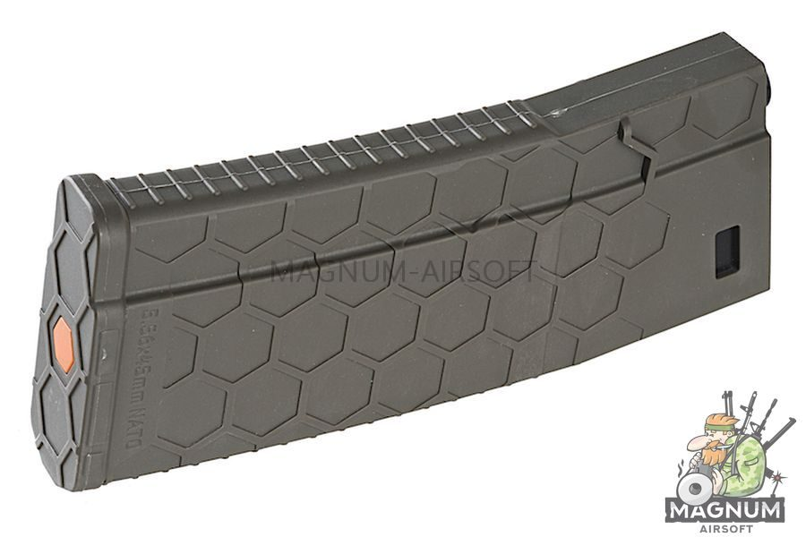 HEXMAG 120rds Magazines for M4 AEG Series (5pcs / Pack) - OD
