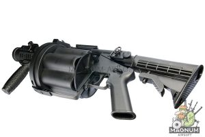 ICS-190 GLM Grenade Launcher