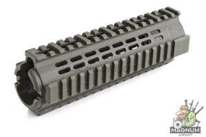 IMI Defense PCQ Polymer Carbine Quadrail for M4 / M16 Series - OD