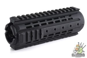 IMI Defense MRS-C Polymer Modular Rail System Carbine Length for M4 / M16 Series - BK
