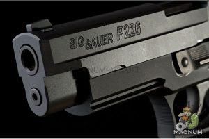 Inokatsu SIG SAUER P226 Rail CNC Steel (CO2 Version)