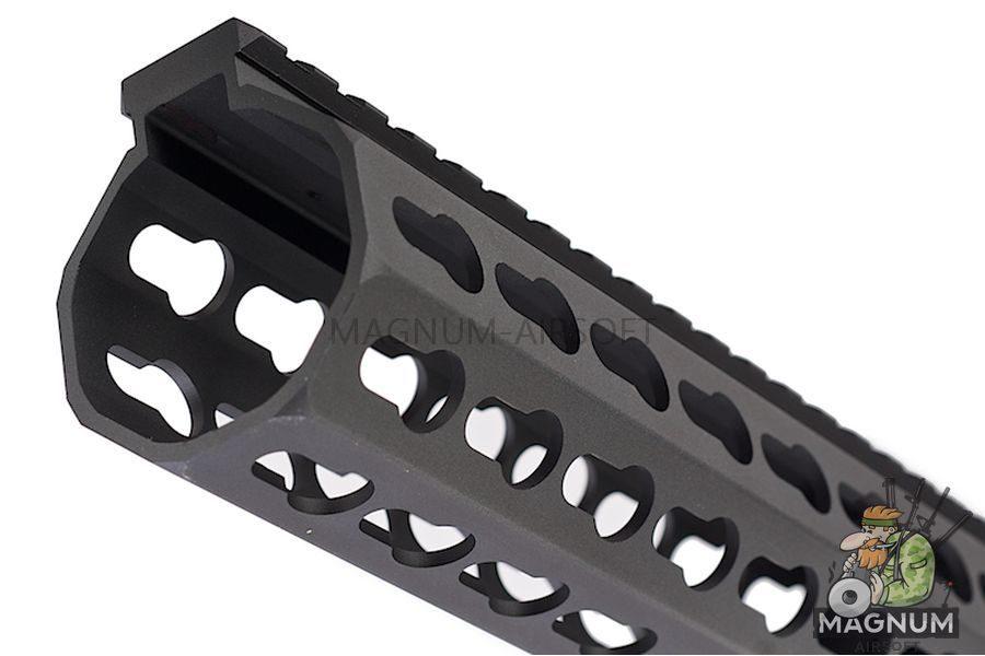 Knight's Armament Airsoft (Madbull) URX4 8.5 inch - Black