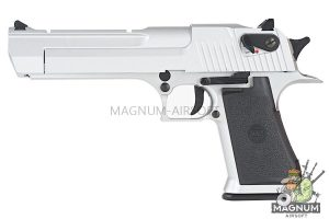 KWC .50 Desert Eagle Style CO2 Blowback Version (Metal Slide) - Silver