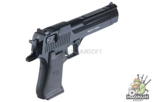 KWC .50 Desert Eagle Style CO2 Blowback Version (Metal Slide)