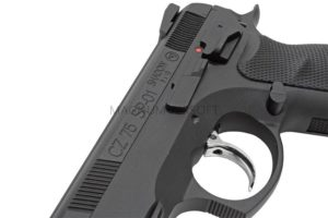 KJ Works CO2 Magazine for CZ-75 SP-01