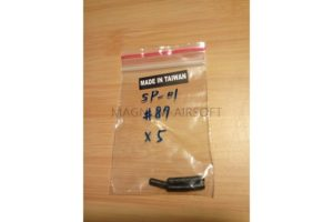 KJW SP-01 CZ-75 part#87 TRIGGER HOUSING PIN