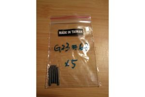 KJW g23 part#63 MAGAZINE HEAD PIN