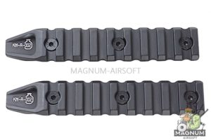 ARES 4.5 inch Key Rail System for Keymod System (2pcs / Pack)