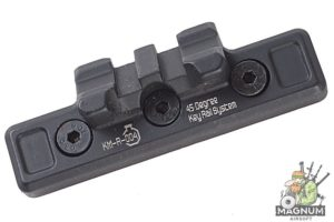 ARES 45 Degree Key Rail System for Keymod System
