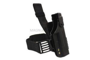 КОБУРА пластиковая  Quick Draw Drop Leg RH for Glock BLACK AS-HL0013B