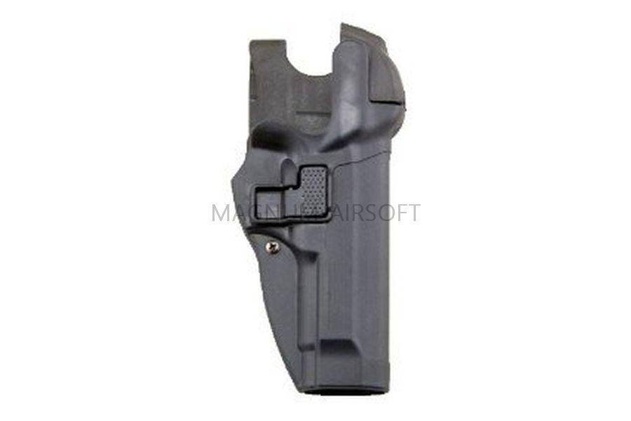 КОБУРА пластиковая c жестким подвесом BERETTA 92 BLACK AS-HL0011B-M92