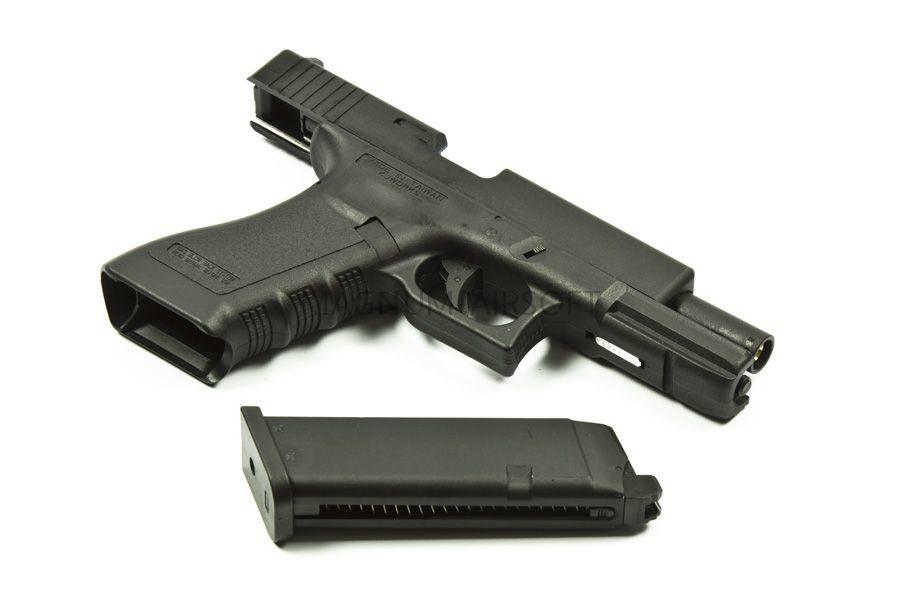 KP 17 MS BK 3 900x600 - Пистолет KJW GLOCK G17 GBB GAS - KP-17-MS-BK