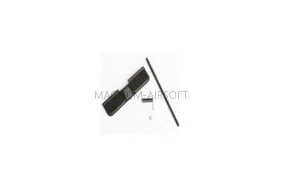 КРЫШКА ГРЯЗЕЗАЩИТНАЯ ДЛЯ М4/М16  AR15 Dust Cover For AEG E&L EL-1140-002