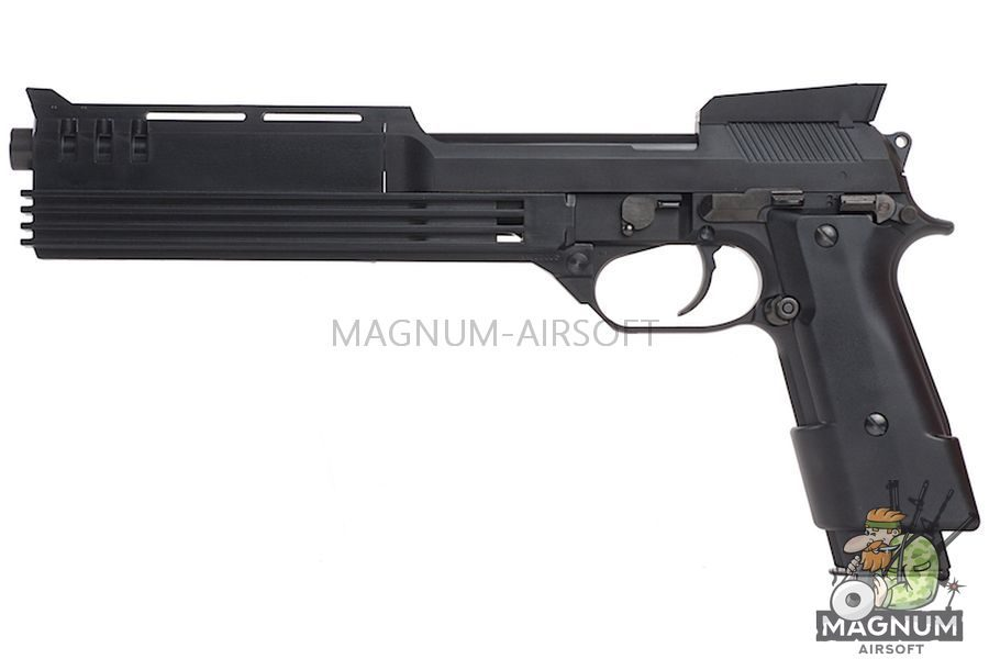 KSC M93R Auto 9C GBB Pistol (Japan Version)