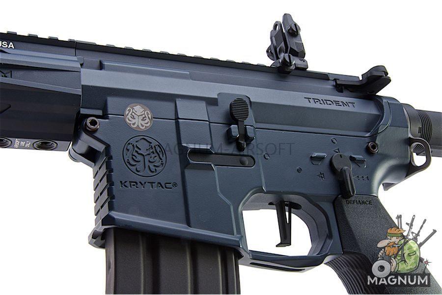 KRYTAC Trident MK2 CRB AEG (M-LOK) - Combat Grey