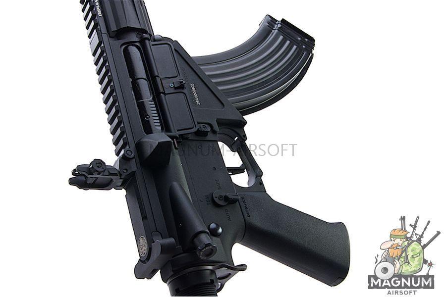KRYTAC Trident 47 SPR AEG (M-LOK) - Black