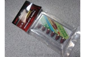 KW-142 , 6mm Copper Cartridge 6PCS / SET
