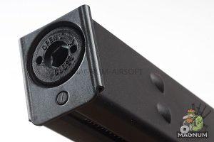KWC CO2 Magazine for Mini Uzi Blowback 4.5mm SMG Air Gun (For KMB07HN)