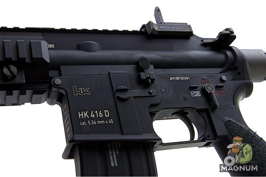 Umarex HK416D GBBR (by KWA)