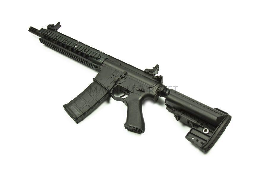 Karabin Cyma M4 CQB Stag Arms CM091 4 900x600 - Автомат Cyma M4 CM091