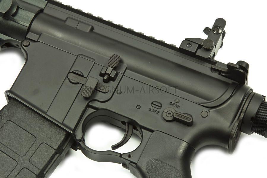 Karabin Cyma M4 CQB Stag Arms CM091 6 900x600 - Автомат Cyma M4 CM091