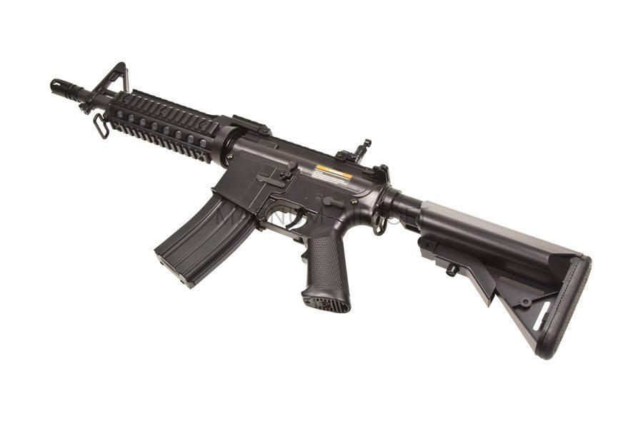 Karabin Cyma M4 RAS II short ABS CM505 5 900x600 - Автомат Cyma CM505 M4 RAS II short пластик