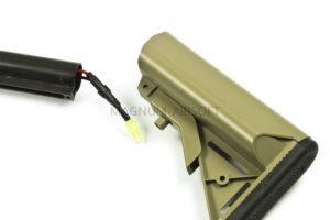 Страйкбольный автомат (Cyma) CM518TN M4 TAN пластик