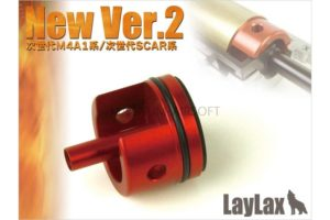 LAYLAX (PROMETHEUS) - AERO CYLINDER HEAD (NEW VERSION 2) FOR M4/HK416/HK417/SCAR NEXT GENERATION REC