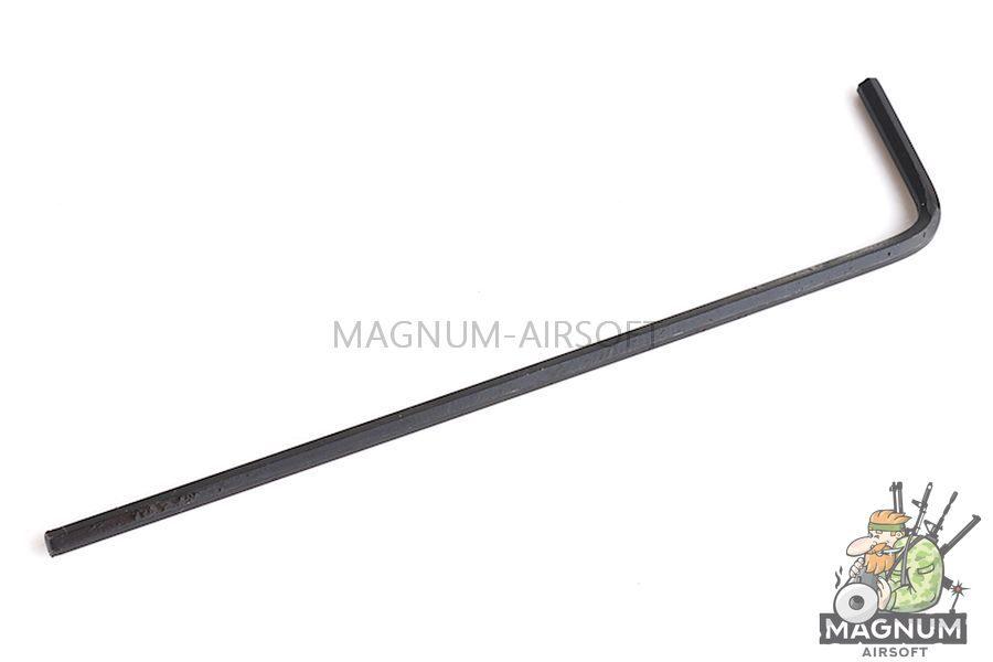 Custom Gun Rails (CGR) Aluminum Rail Cover (2ND Ranger Battalion Scroll, Large Laser Engraved Aluminum) - FDE Retainer