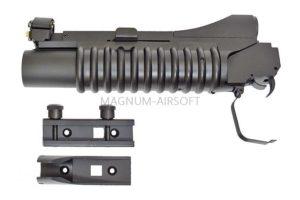 Подствольный гранатомет M203 (M-55S)