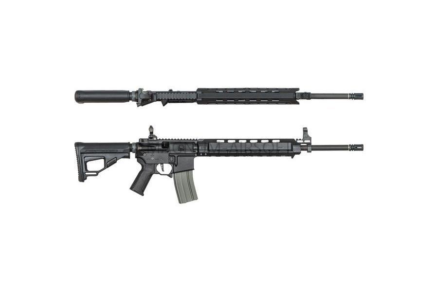 Страйкбольный автомат (ARES) Amoeba M4-AA Assault Long (M4-AML-BK) Black
