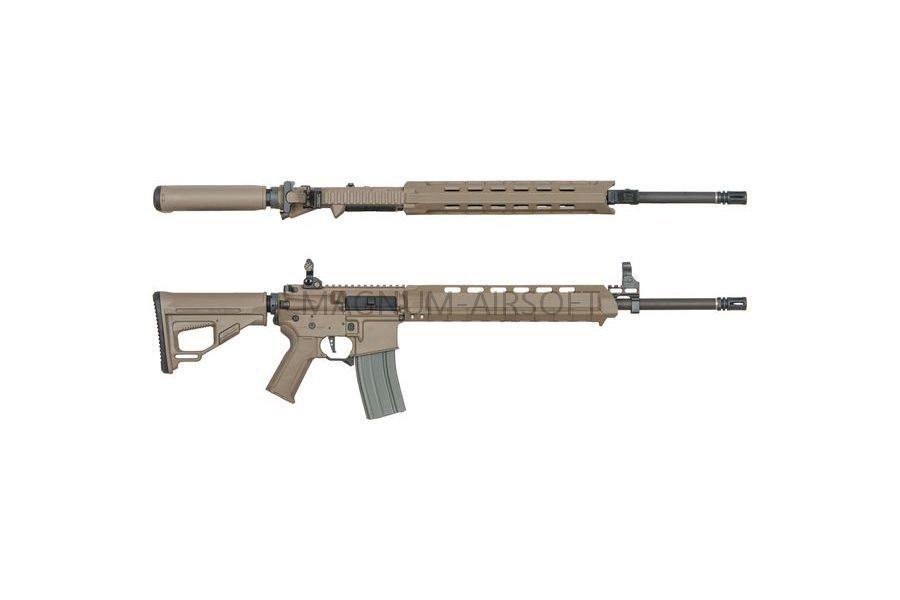 Страйкбольный автомат (ARES) Amoeba M4-AA Assault Long (M4-AML-DE) Tan