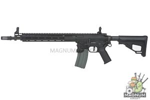 EMG Sharps Bros 'Jack' Licensed Full Metal M4 AEG 15 inch Carbine - Black (by ARES)
