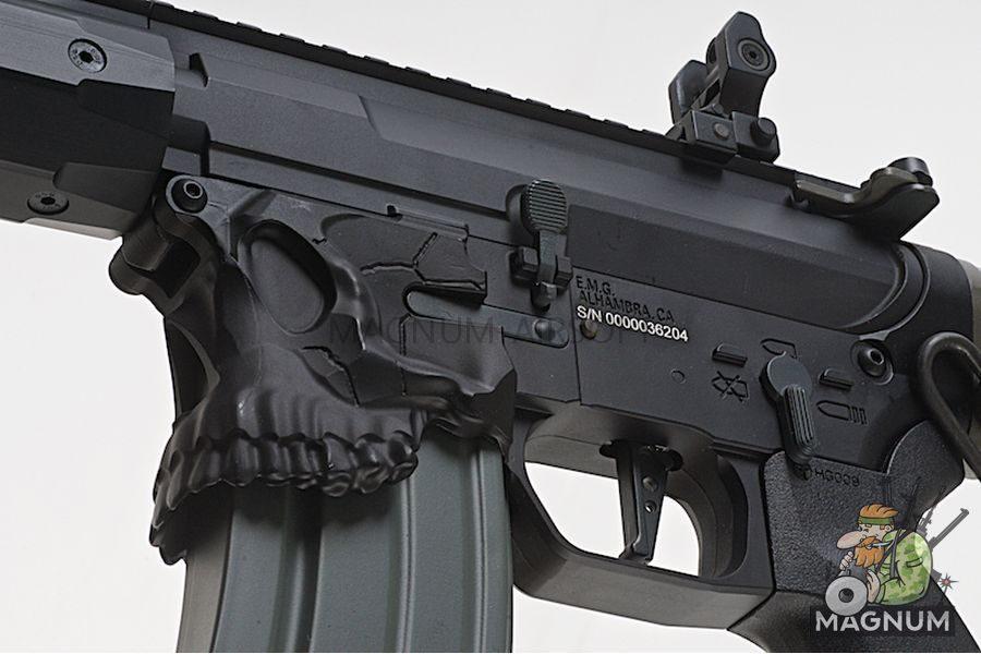EMG Sharps Bros 'Jack' Licensed Full Metal M4 AEG 15 inch Carbine - Black (by ARES)