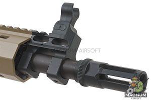 EMG Sharps Bros 'Jack' Licensed Full Metal M4 AEG 7 inch SBR - DE (by ARES)