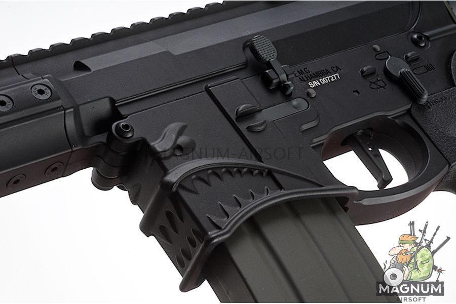 EMG 'Hellbreaker' M4 SBR  Full Metal 7 Inch M4 (Sharps Bros Licensed) - Black (by ARES)
