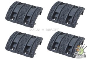 Magpul XTM Enhanced Rail Panels - Stealth Gray (MAG510)