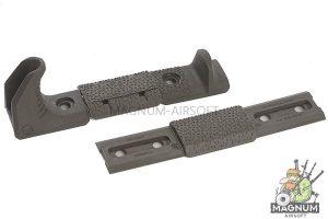 Magpul M-LOK Hand Stop Kit - Olive Drab (MAG608)