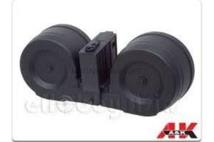 МАГАЗИН A&K SR25 2000 шаров бункерный электрический A&K A015