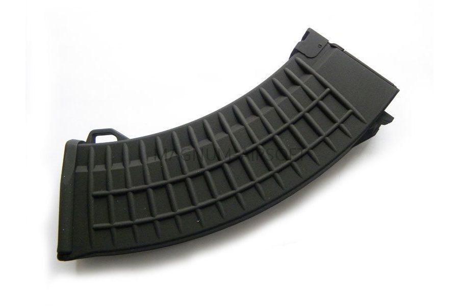 Магазин Cyma RК-47 150 шаров механический рифленый пластик C.88