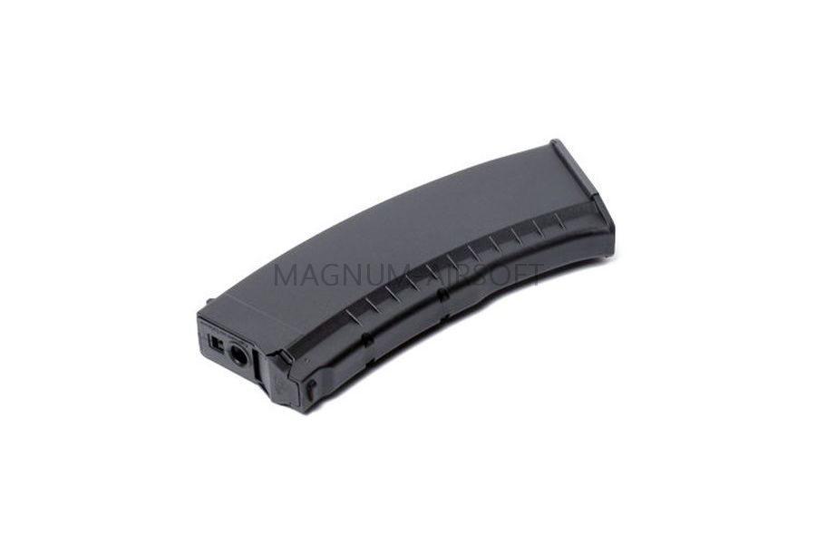 Магазин  G&G RК-74 (AEG, бункерный, 450 шаров, черный) G-08-098