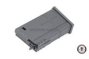 МАГАЗИН G&G SR25 (AEG, 120 шаров, механический, металл) G-08-132