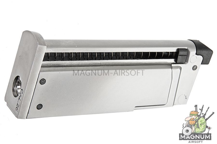 WE 7rds Gas Magazine for WE CT25 - Silver