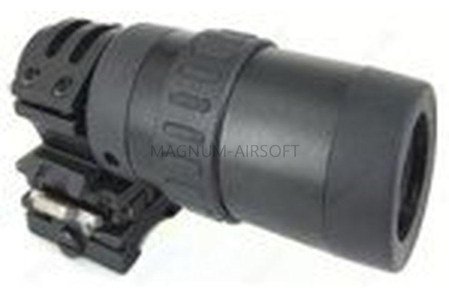 МАГНИФАЙР ACM 1.5X~5X Push Button FTS AS-SP0126