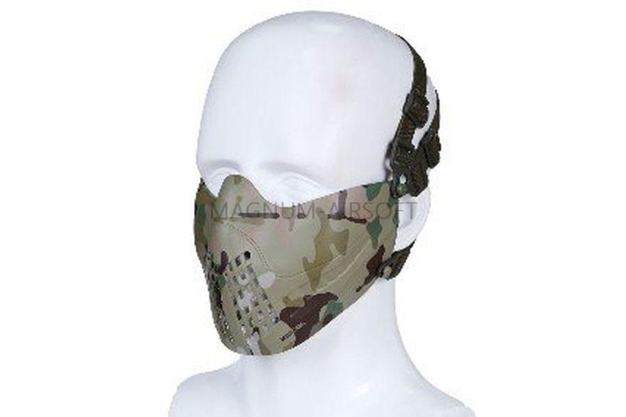 МАСКА Leader Half Face AS-MS0107CP